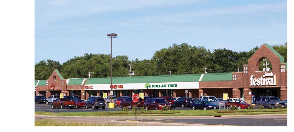 Retail Center - Suburban MN