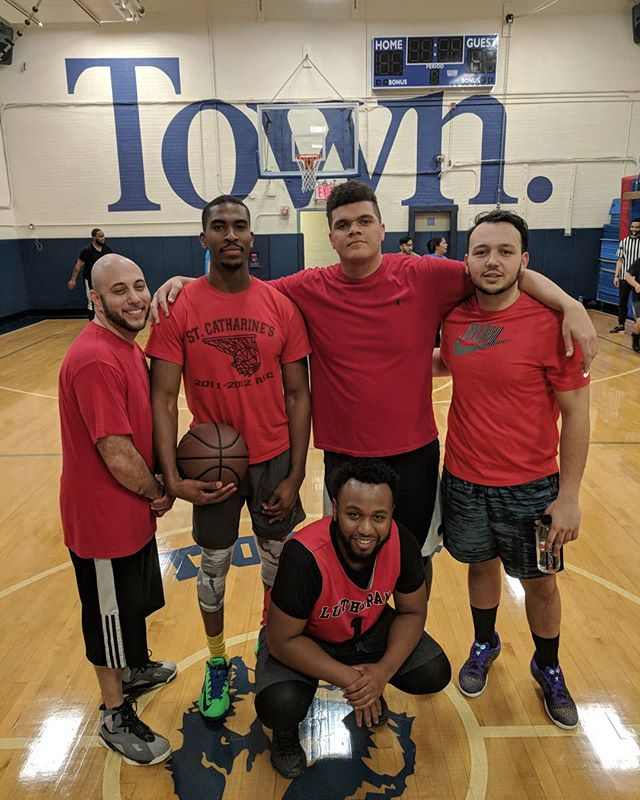 Last open run Saturday June 30th from 5-8p. 150 W. 105th Street. #hospitalhoops #nyc #activeplus #adultbasketball #bball