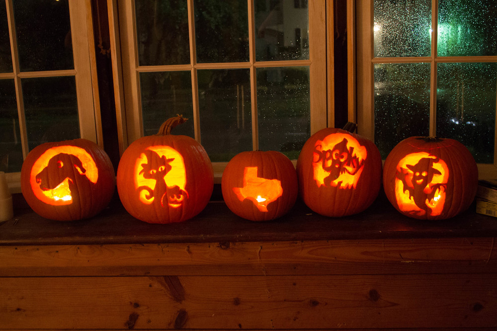 Halloween at the Newmans — Southmore Project
