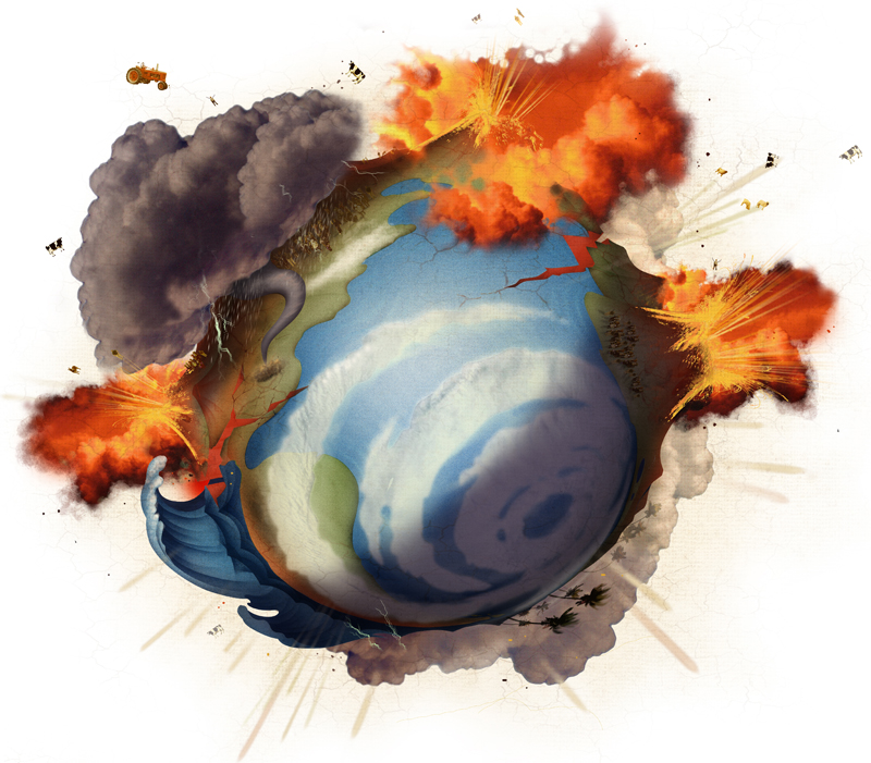 Global Disaster Theme Park