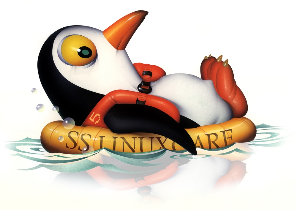 Linux Penguin, Smart Reseller
