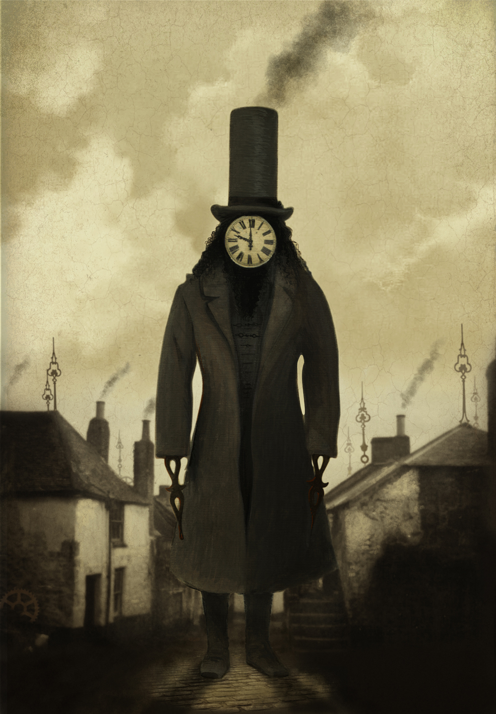 Copy of Clockmaker