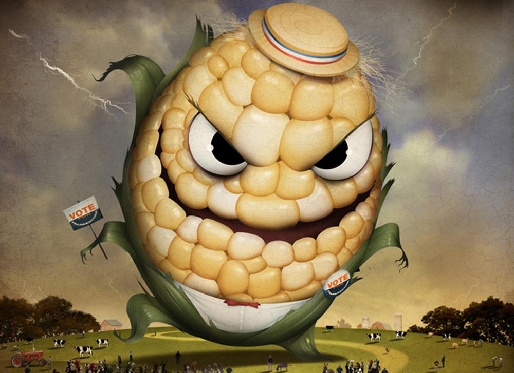 GMO Frankencorn