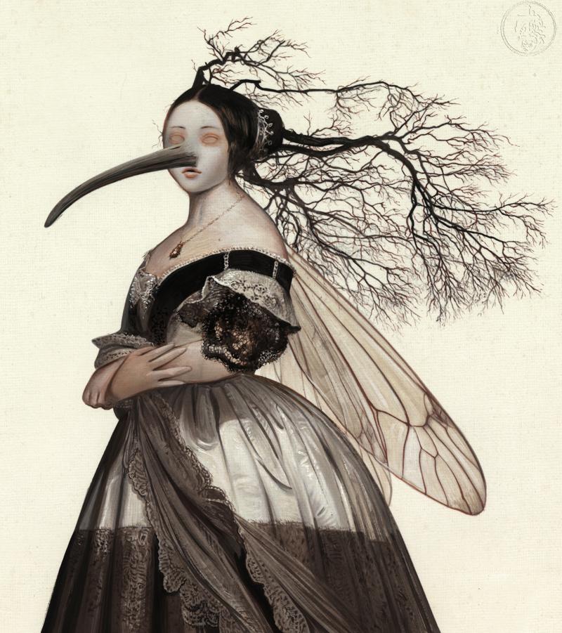 Lady Ibis
