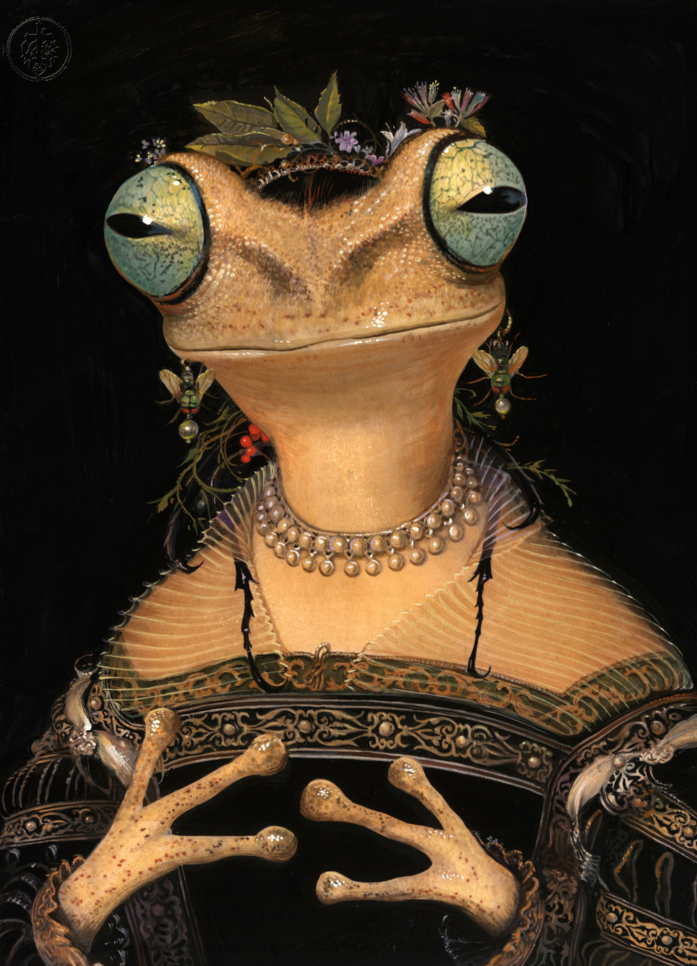 Copy of Frog Princess