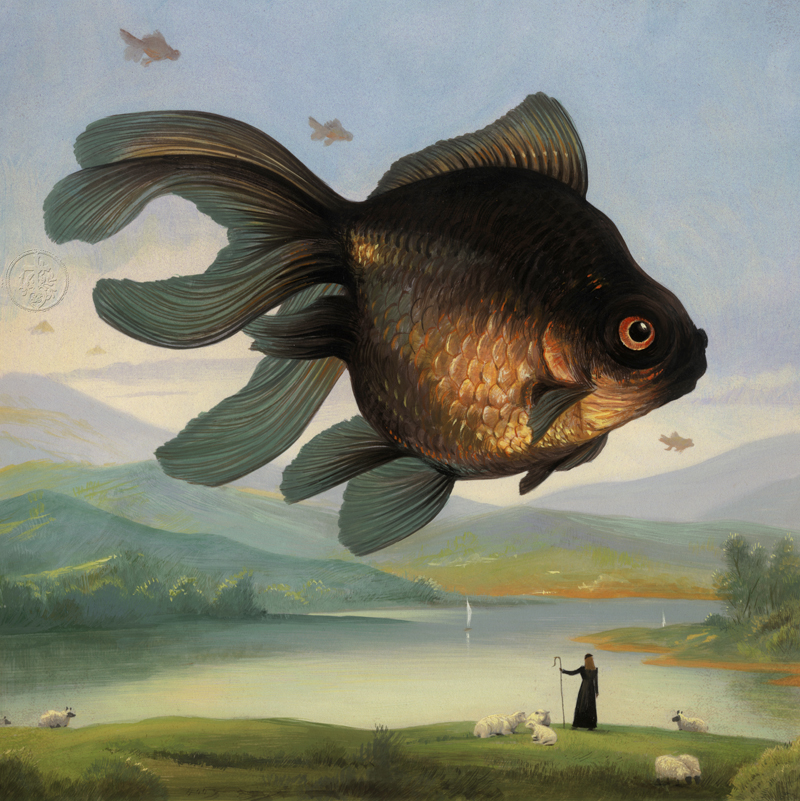 Big Fish (Moors' Migration)
