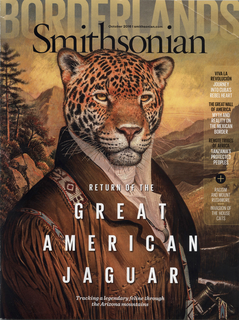 Return of the Great American Jaguar