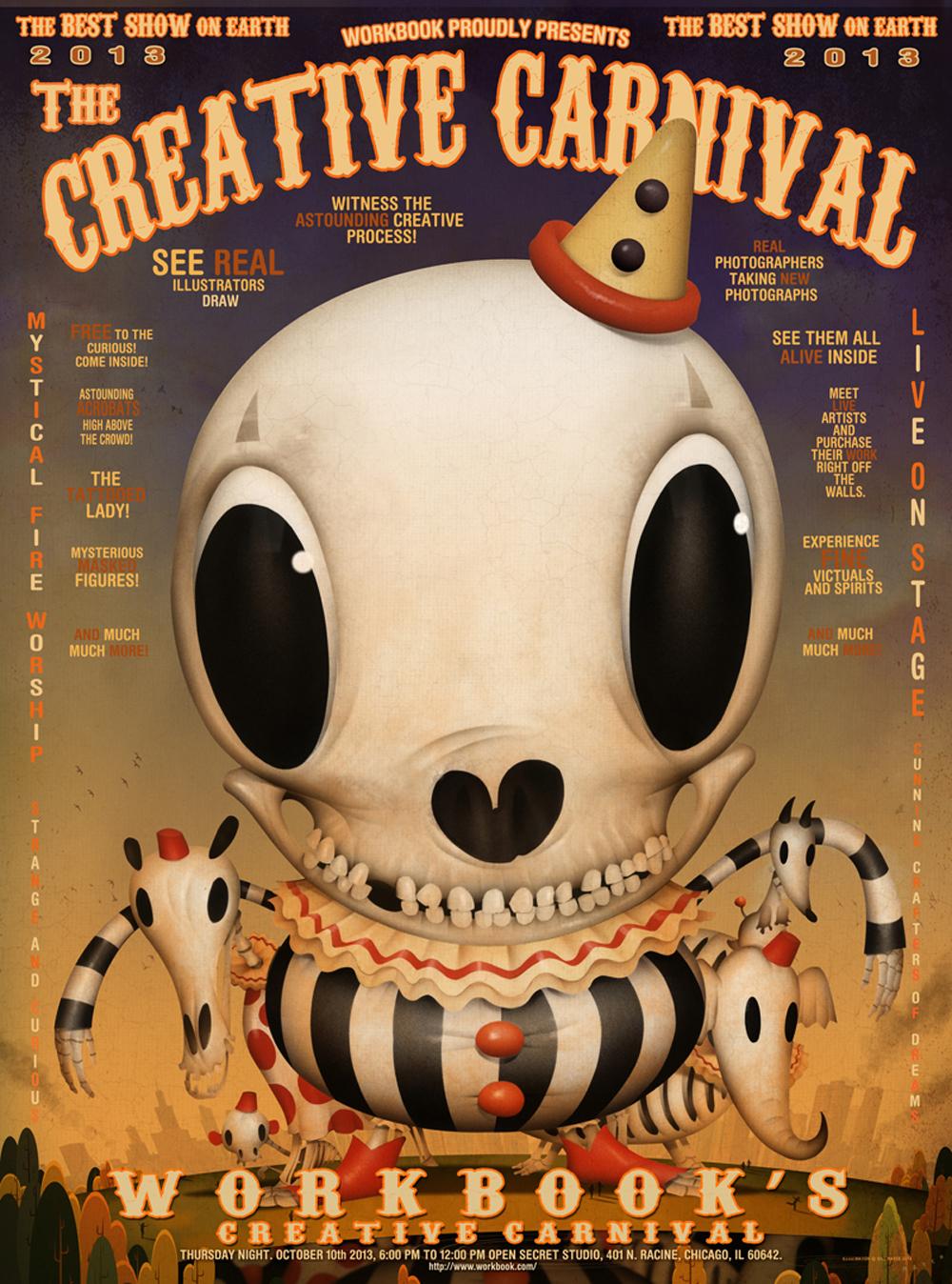 Creative Carnival 2013