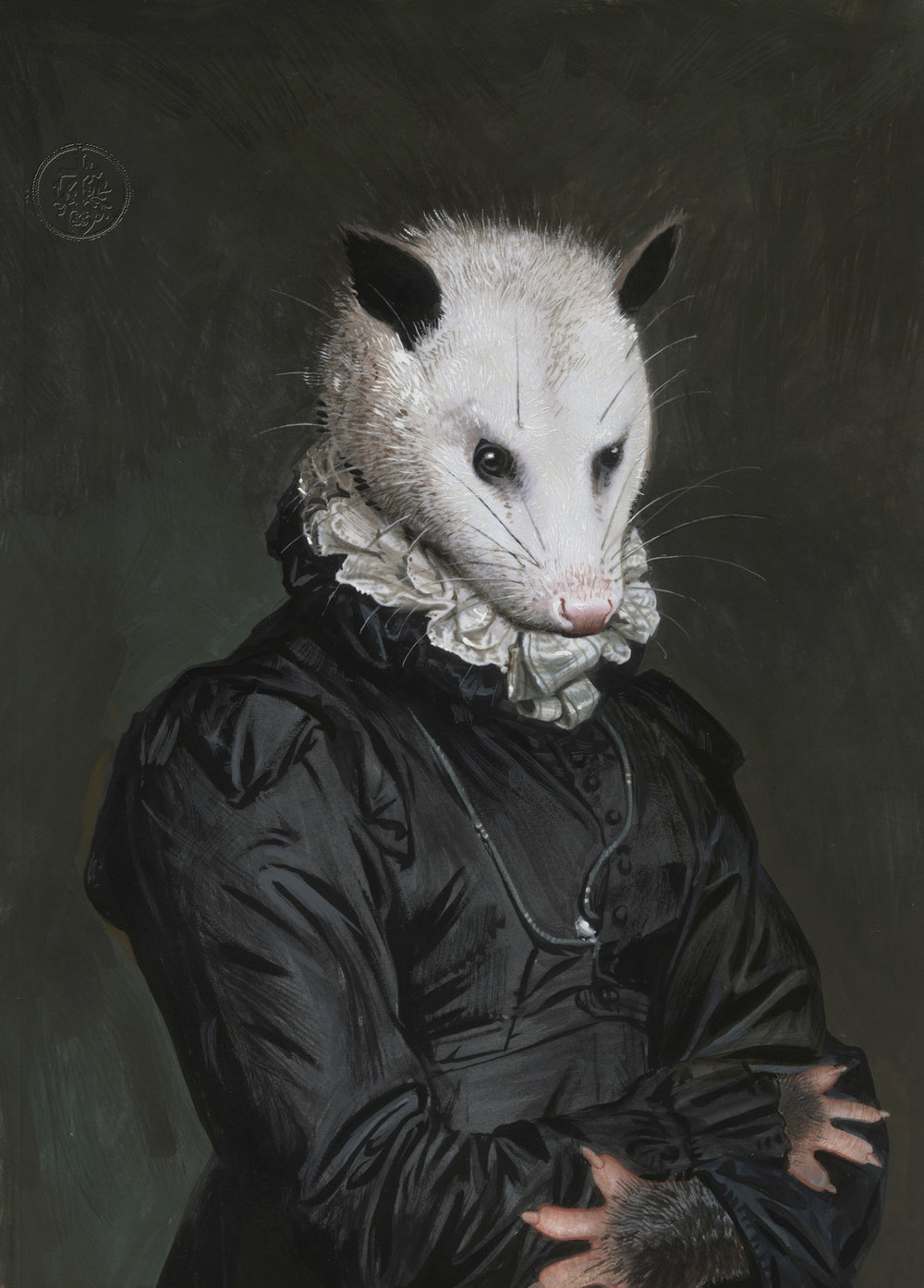 Mother Opossum