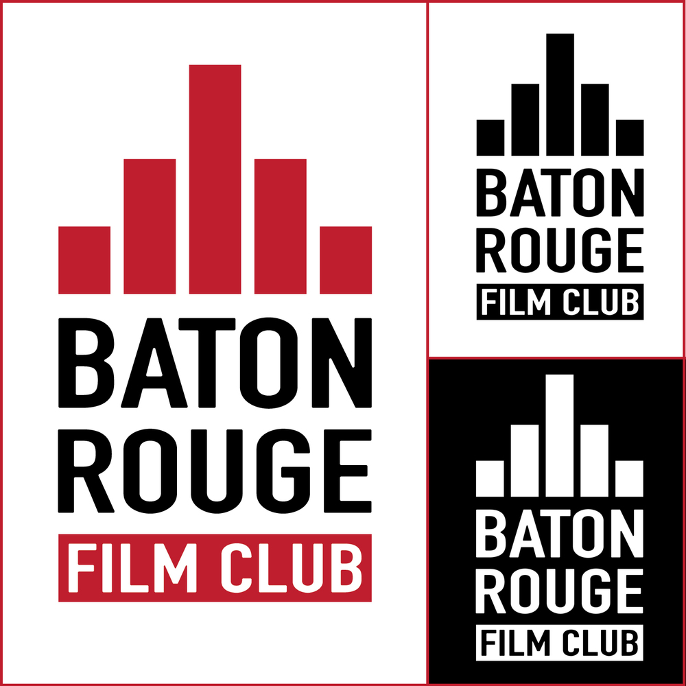 Baton Rouge Film Club Logo
