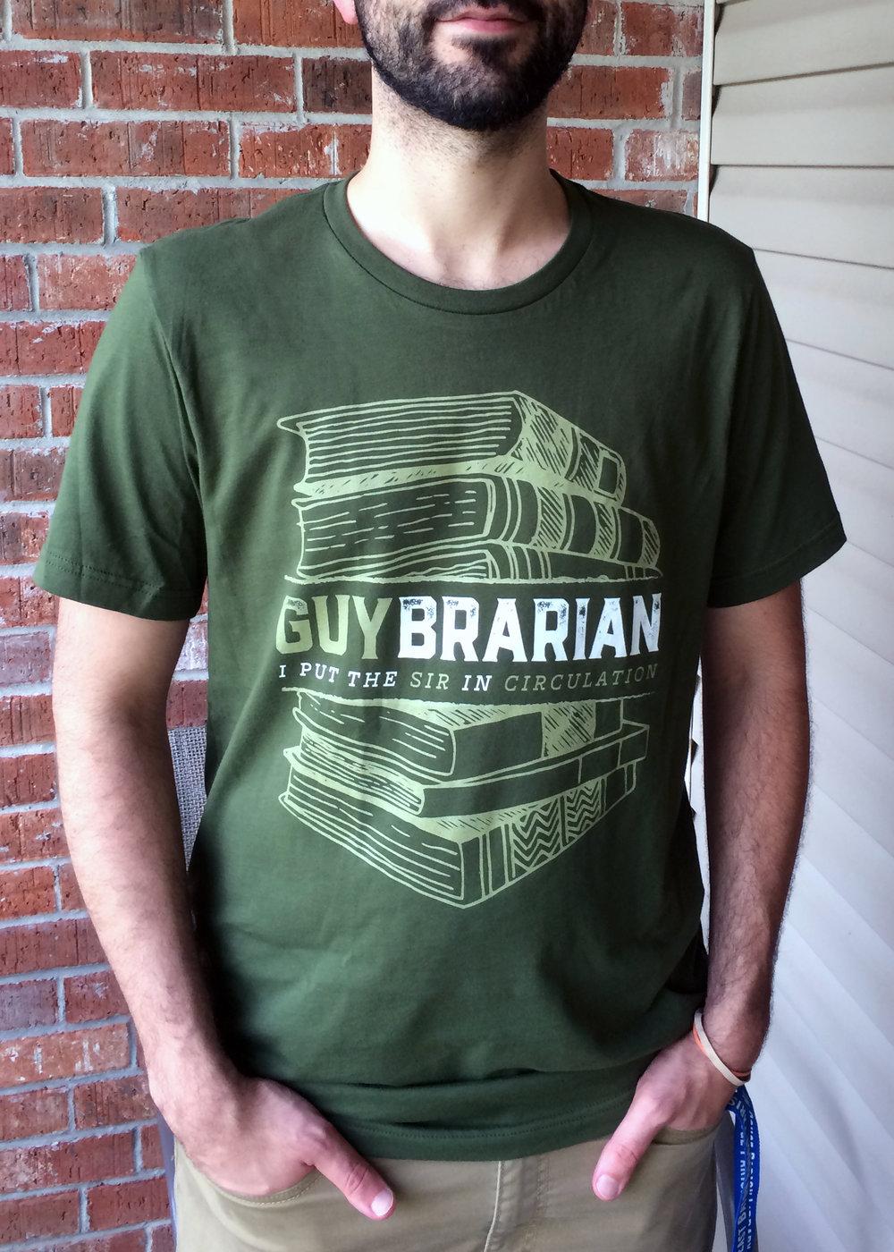 Guybrarian