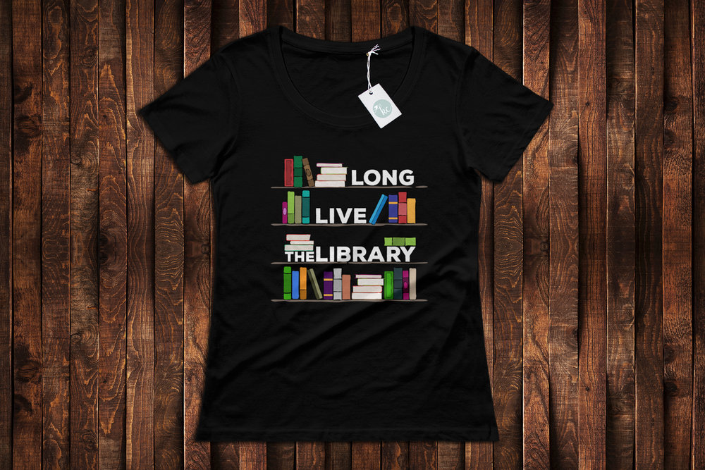 Long Live the Library