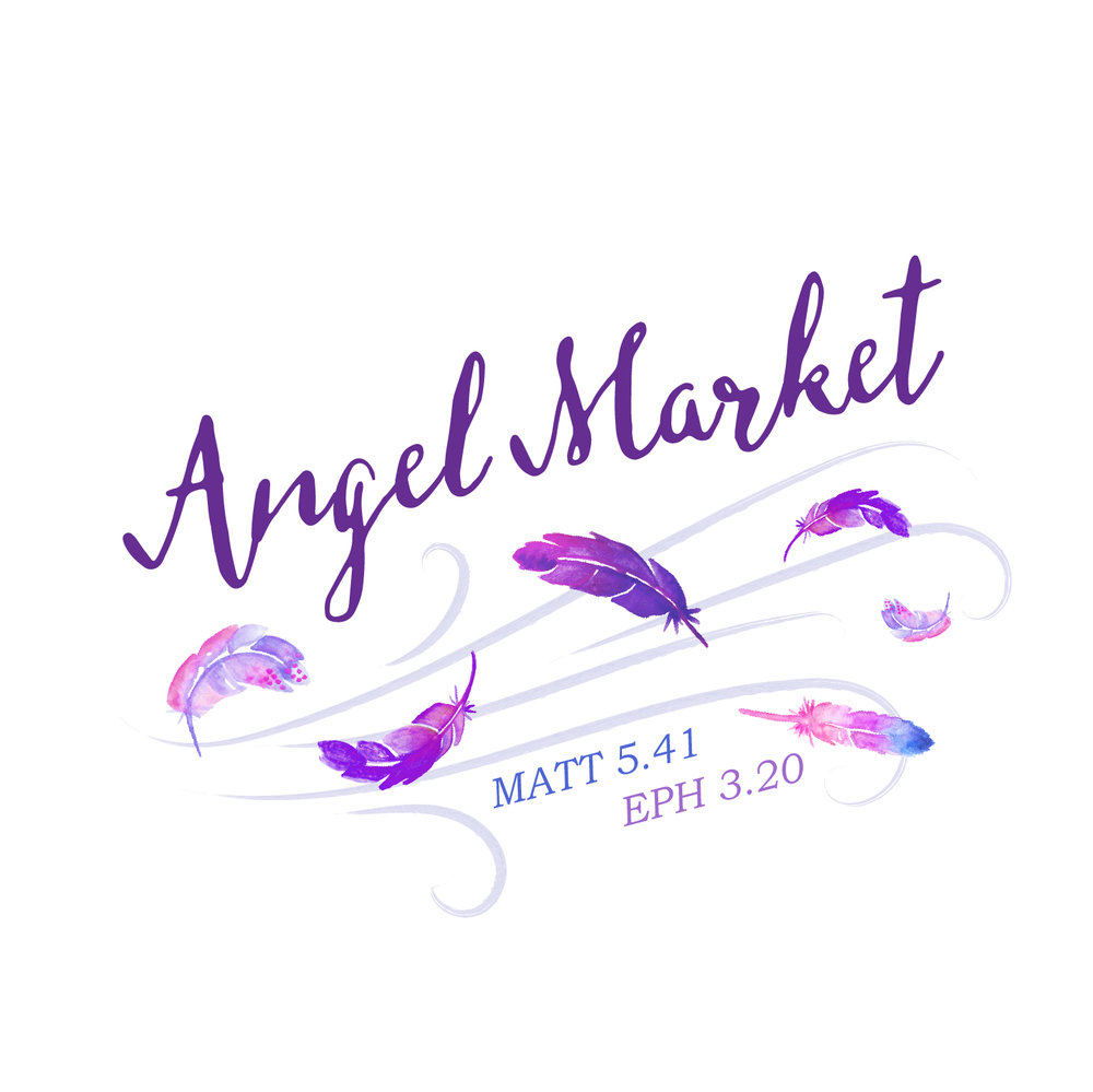 Logo for local vendor event