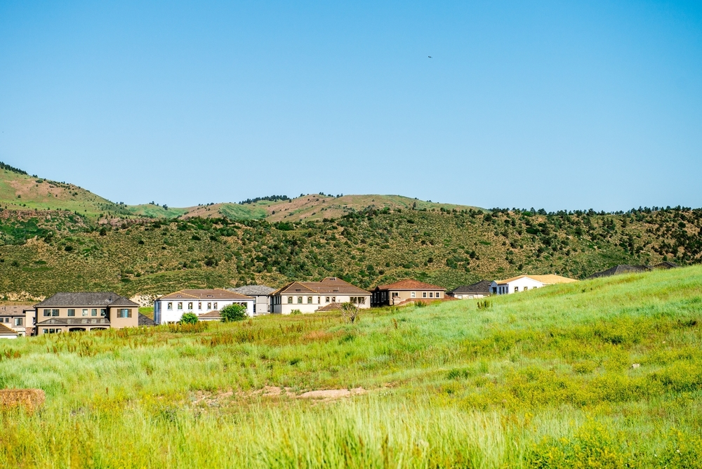 Hundreds of acres of protected open space are within view from Solterra.