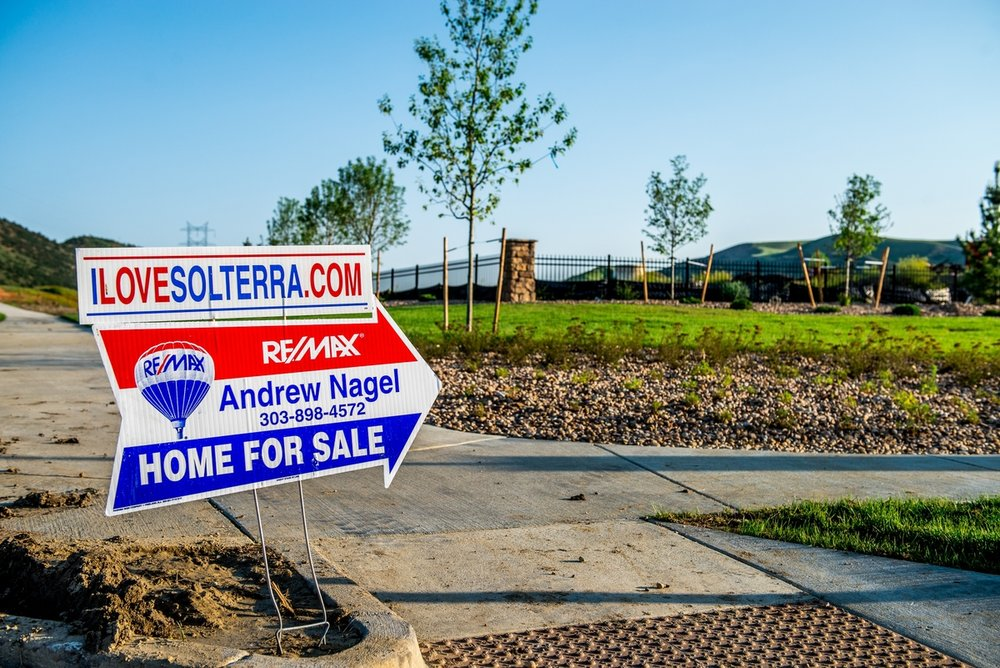 The slow-down in buyer demand means listings are on the market longer in Solterra and throughout metro Denver.