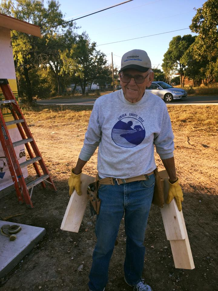 KERRVILLE FUMC HABITAT FOR HUMANITY WORK IS NEVER DONE YET 10-27-16