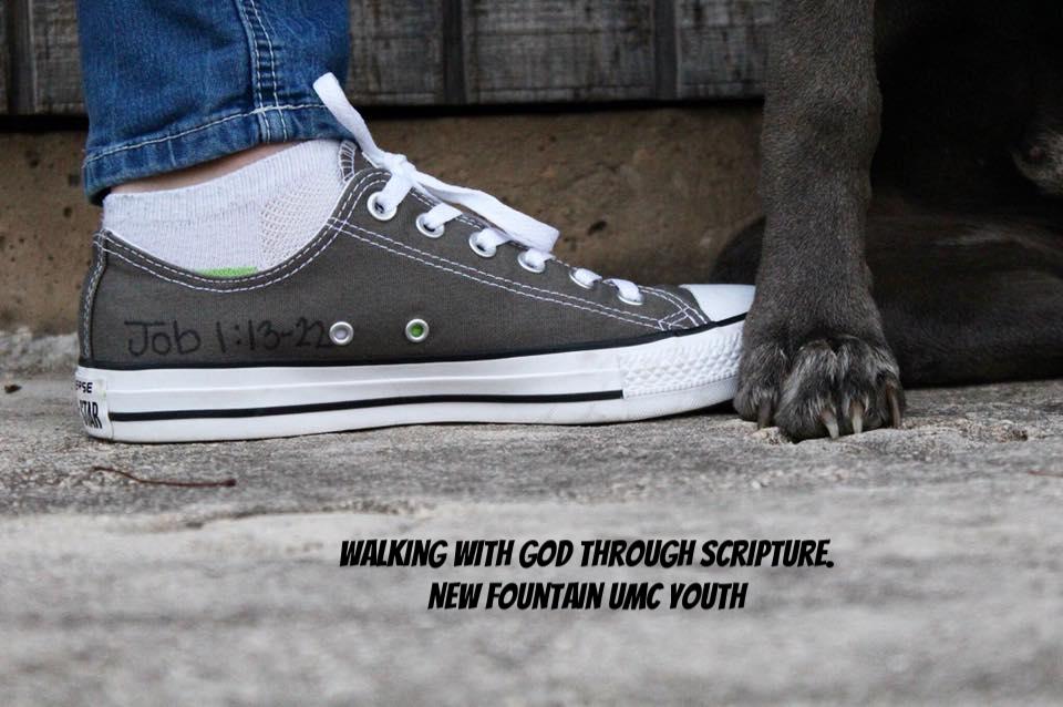 Walking with God. New Fountain UMC youth 11-7-16 2.jpg