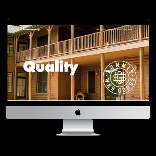 Marshfield Buildings + Summit Web Goods
