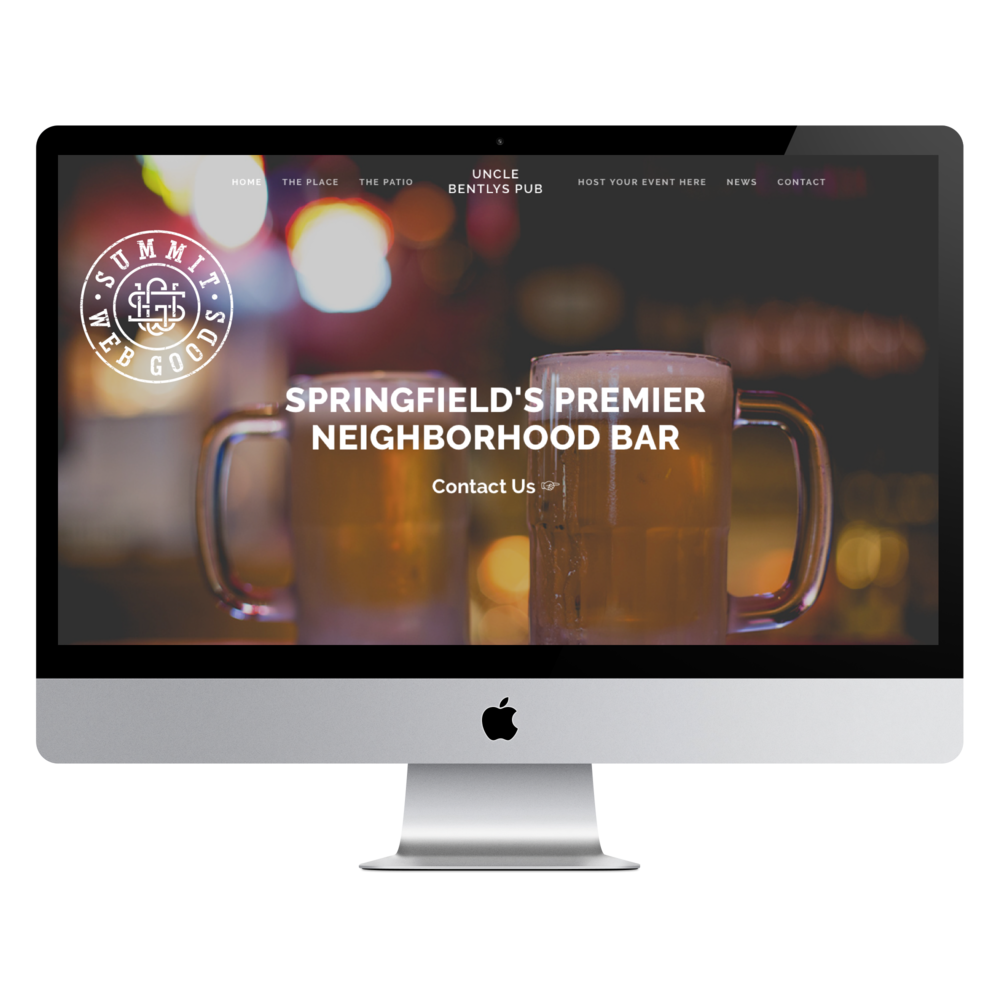 Uncle Bentlys + Summit Web Goods