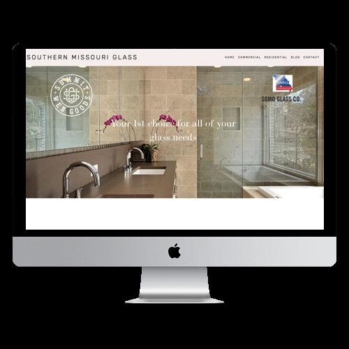 Southern Missouri Glass + Summit Web Goods
