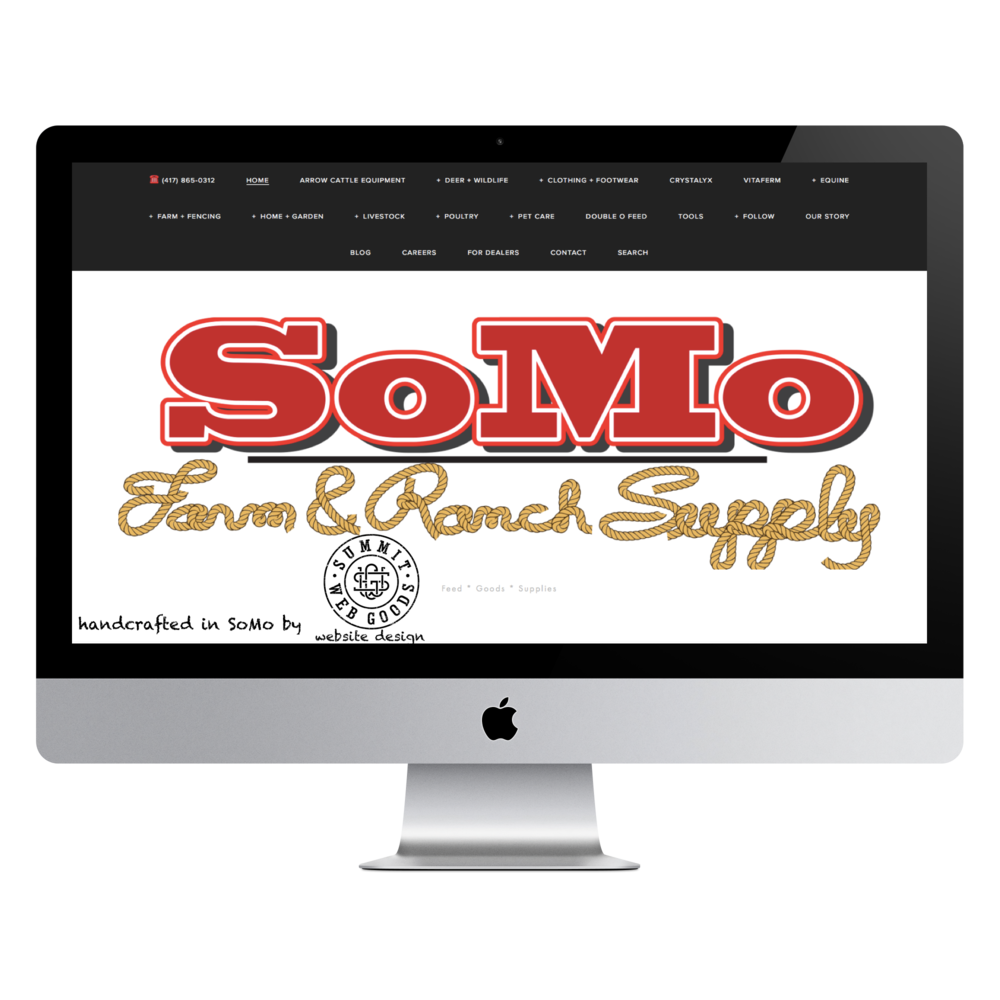 Springfield, MO website design by Summit Web Goods - SoMo Farm and Ranch.png