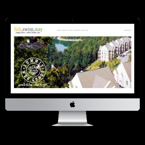 Summit Web Goods + Branson Condo for Rent