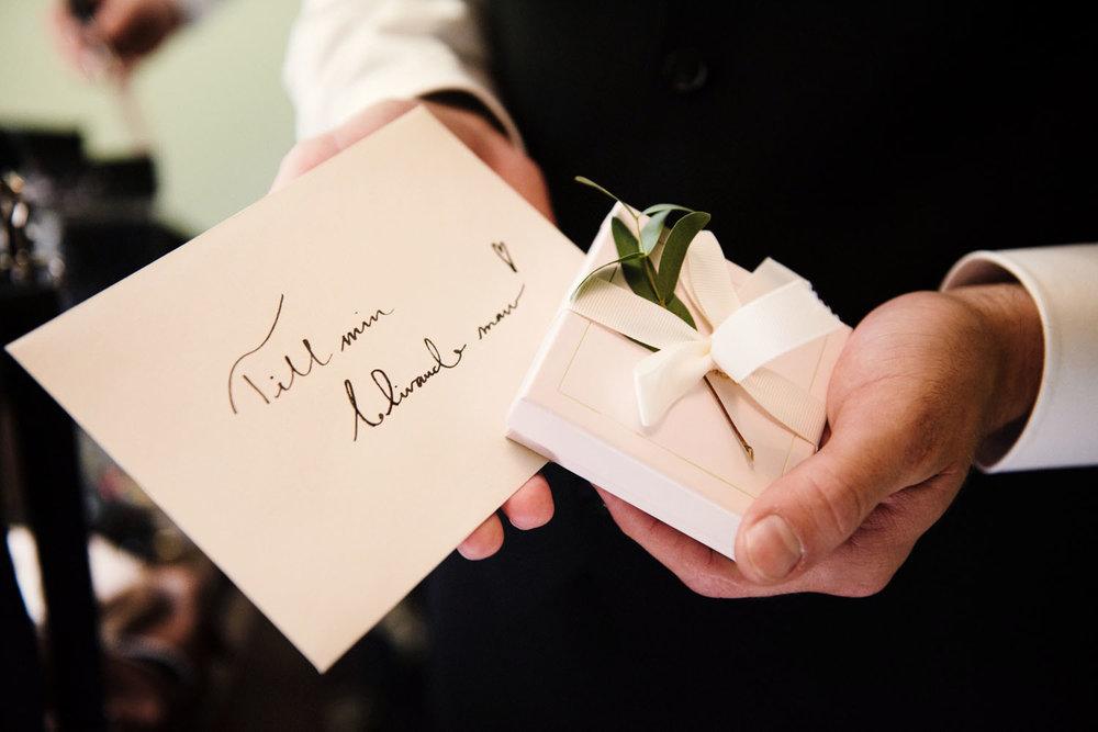 Rebecca & Jespers bröllop