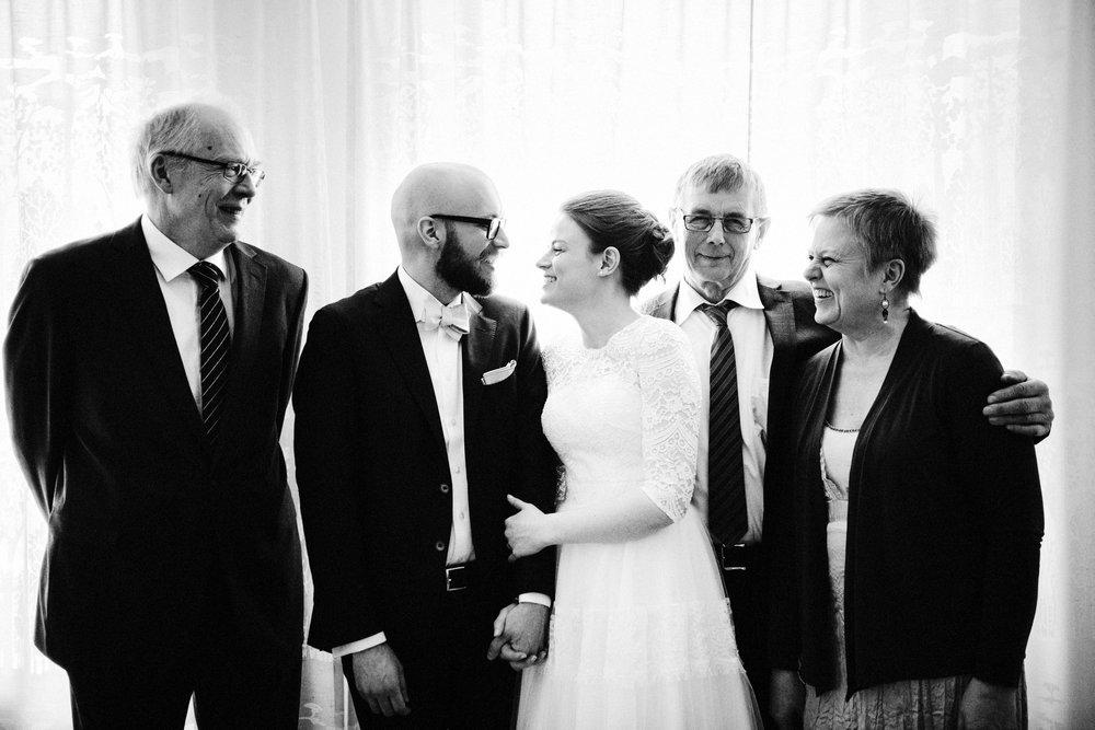 Àsdis & Johan + familjer! En bonus från Solna Stadshus.