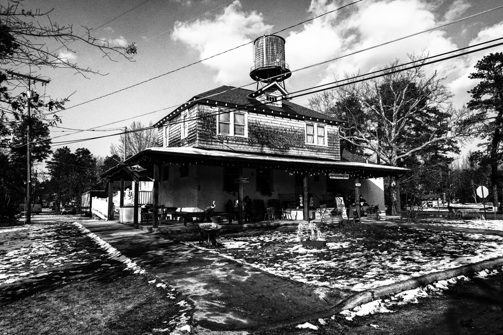 Whitesbog General store