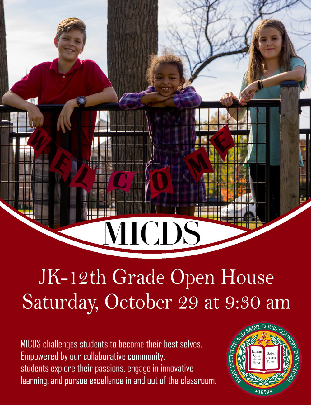 Open House Advertisement