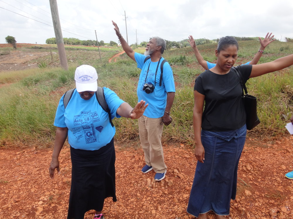 Going Beyond - JAMAICA COMMUNITY IMPACT EVANGELISM OUTREACH ...Imagine, living in a community where there is easy access to the Good News of Christ and grew up and never heard. Is this possible in a country with more churches per square mile than anywhere in the world! Read more