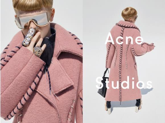 Photo: Viviane Sassen for Acne Studios