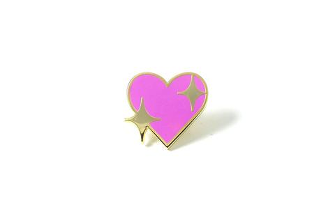 PINTRILL shiny heart