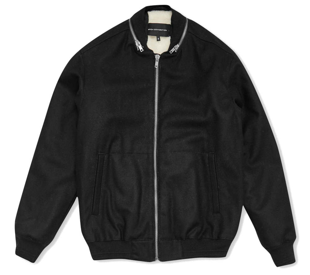 Bomber Jacket by French Connection, $348