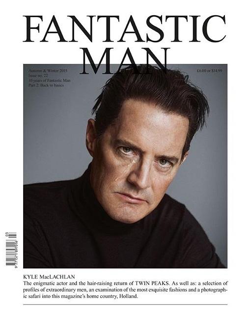 Stunning magazine from The Netherlands,Fantastic Man