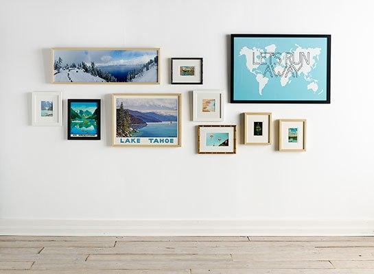 Framebridge Custom Frames, $39-$159