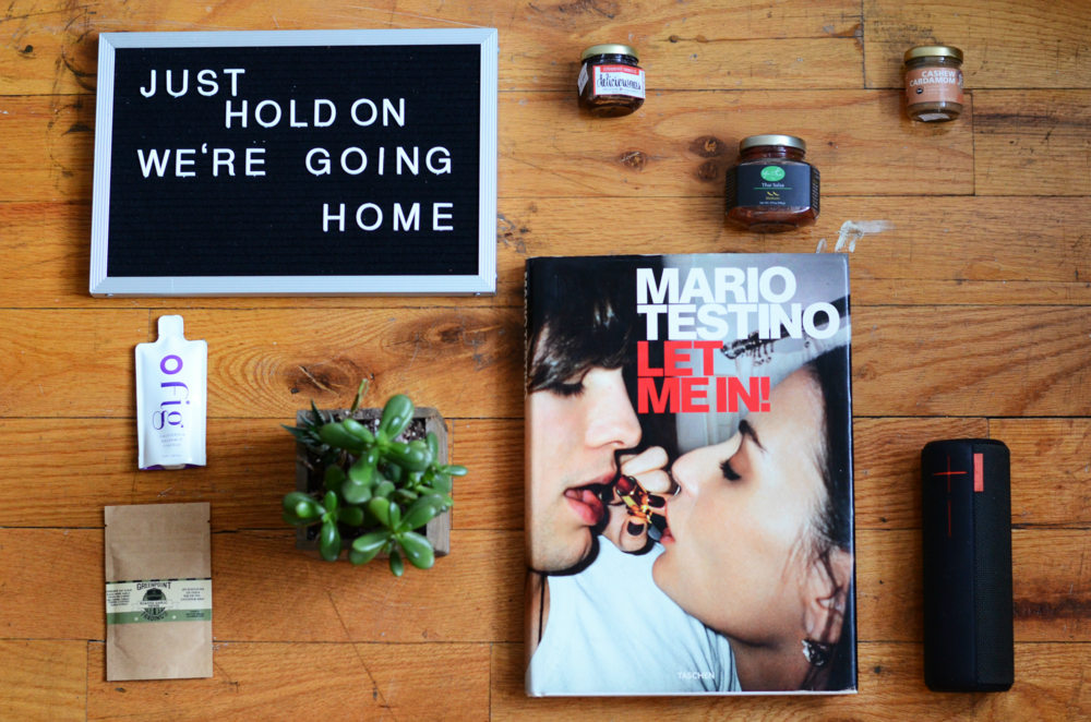 Three Potato Four, Hatchery, Mario Testino, UE Boom Speaker