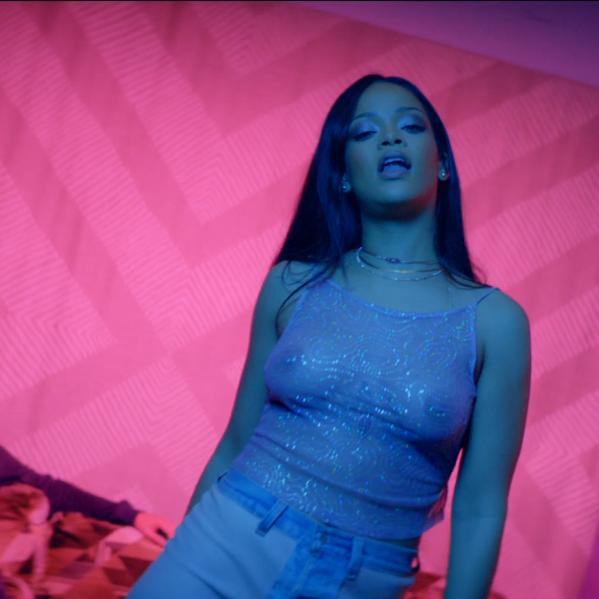 Rihanna drops 2 videos for Workon the same day
