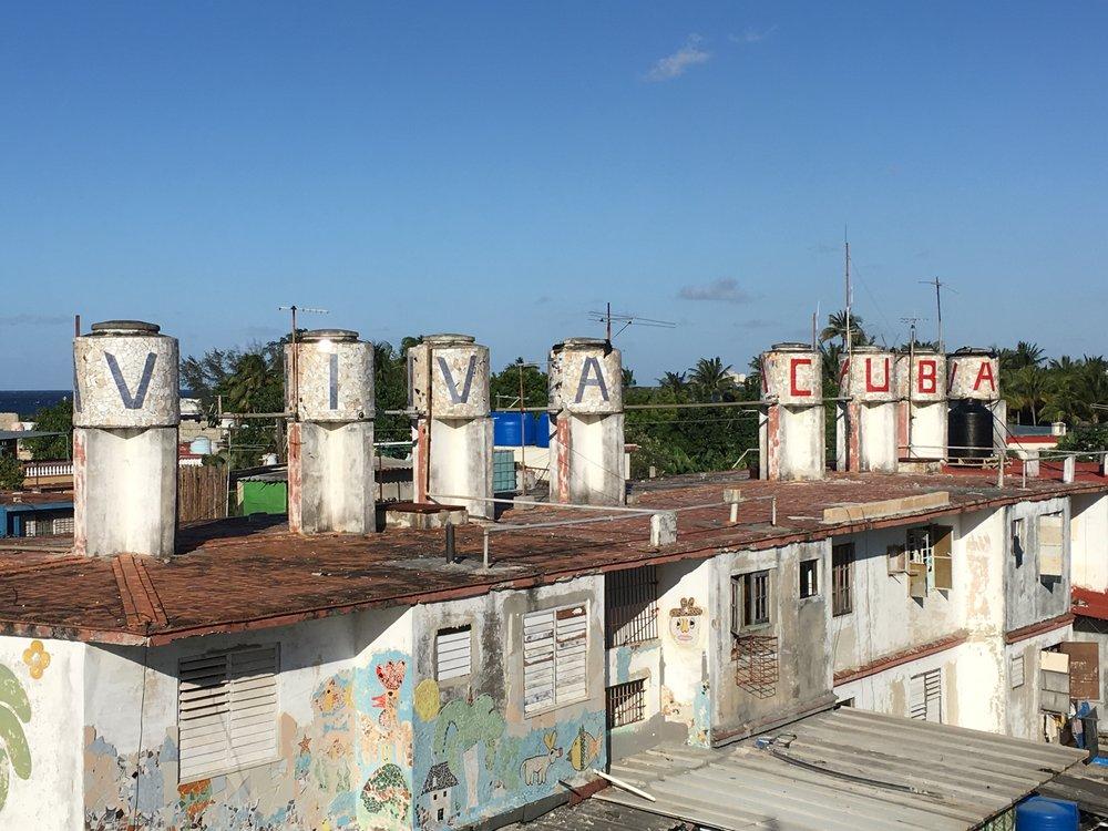VIVA CUBA at Fausterlandia