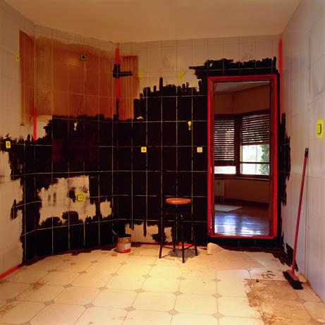 Scène III. Análisis de un atrezzo, 2006-2007
