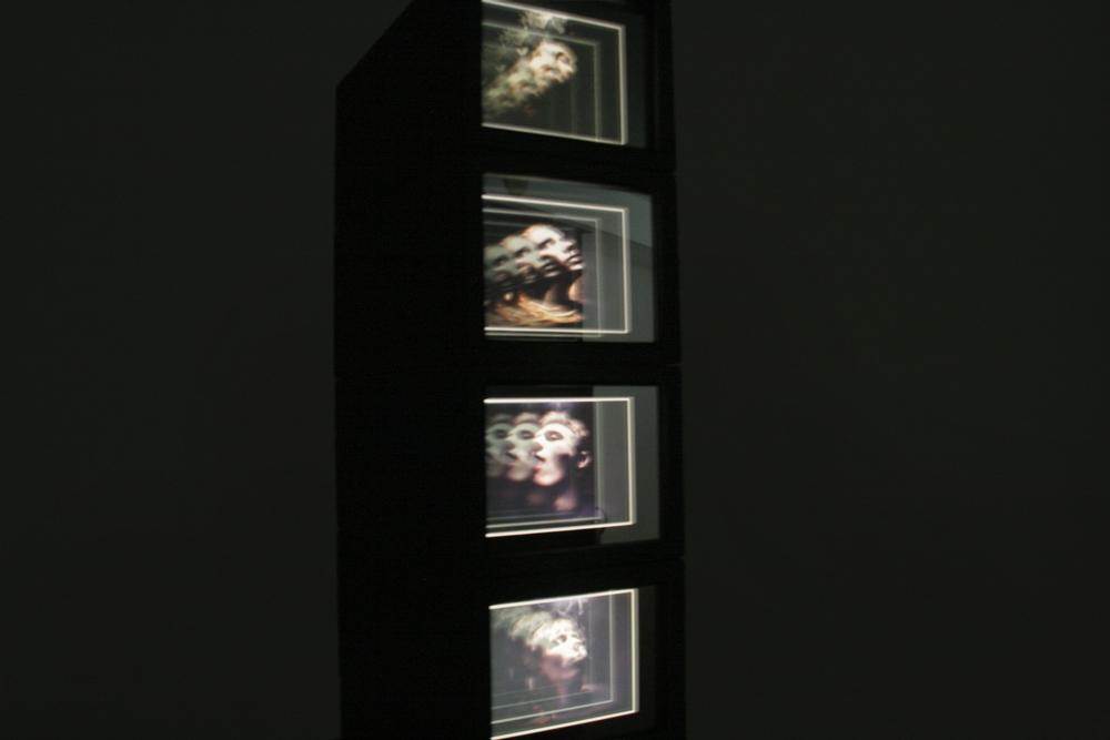 Torre de cabezas, 2011