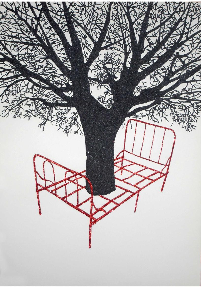 Cama árbol