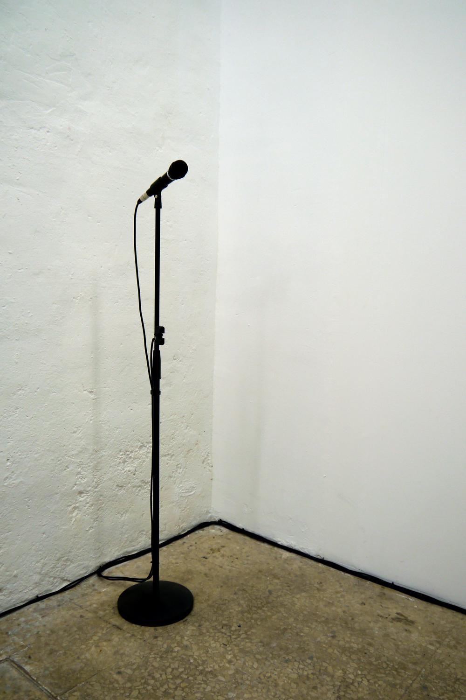 Micrófono acoplado, 2015