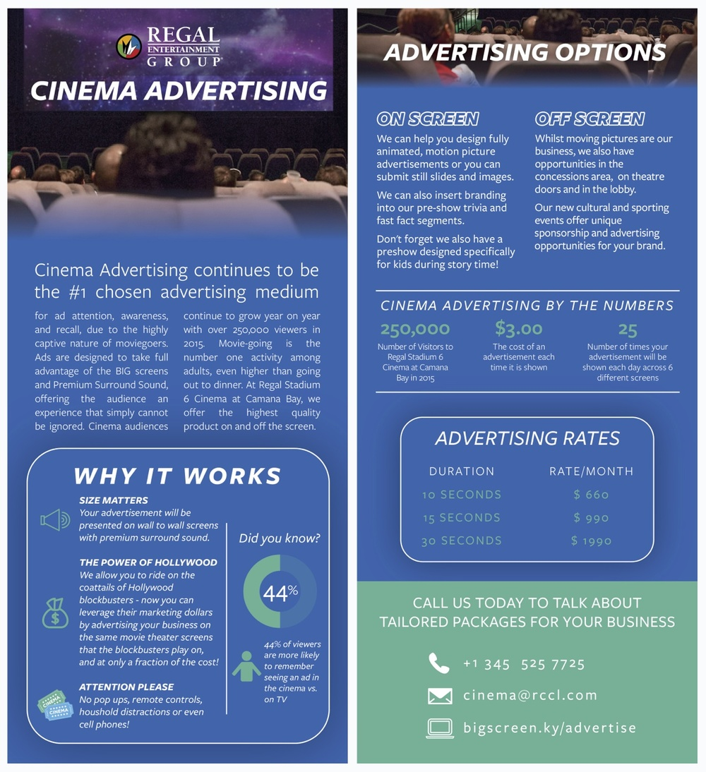 Cinema Advertising