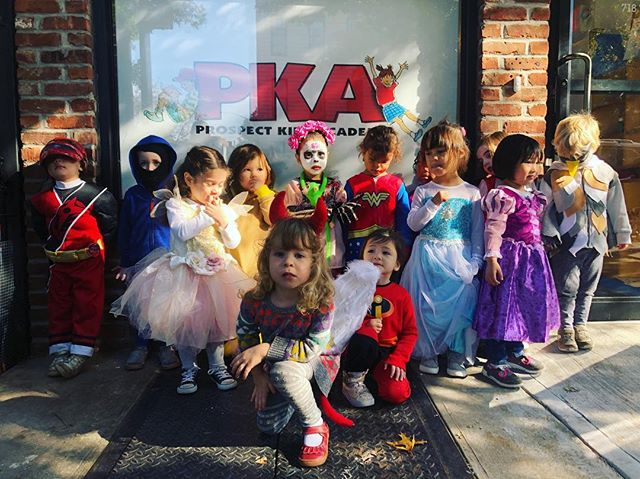 Happy Halloween from all of us at PKA! 👻💀👻 #traditions #pka #love