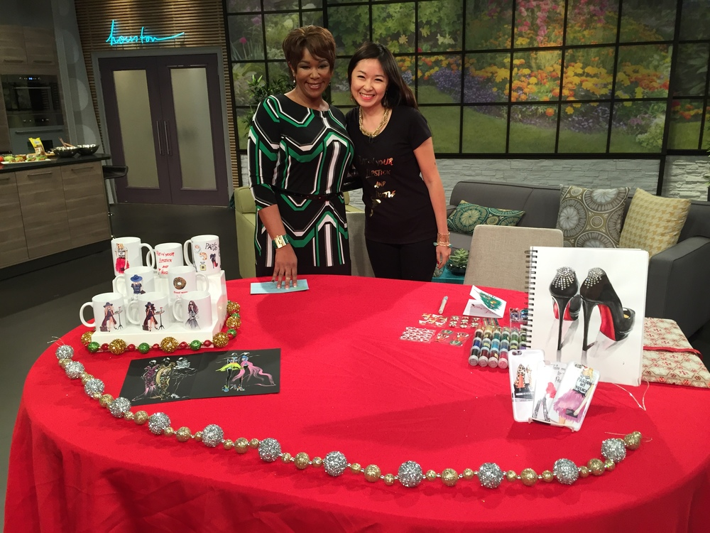 Houston fashion illustrator featured on Great Day Houston-3 (2).JPG