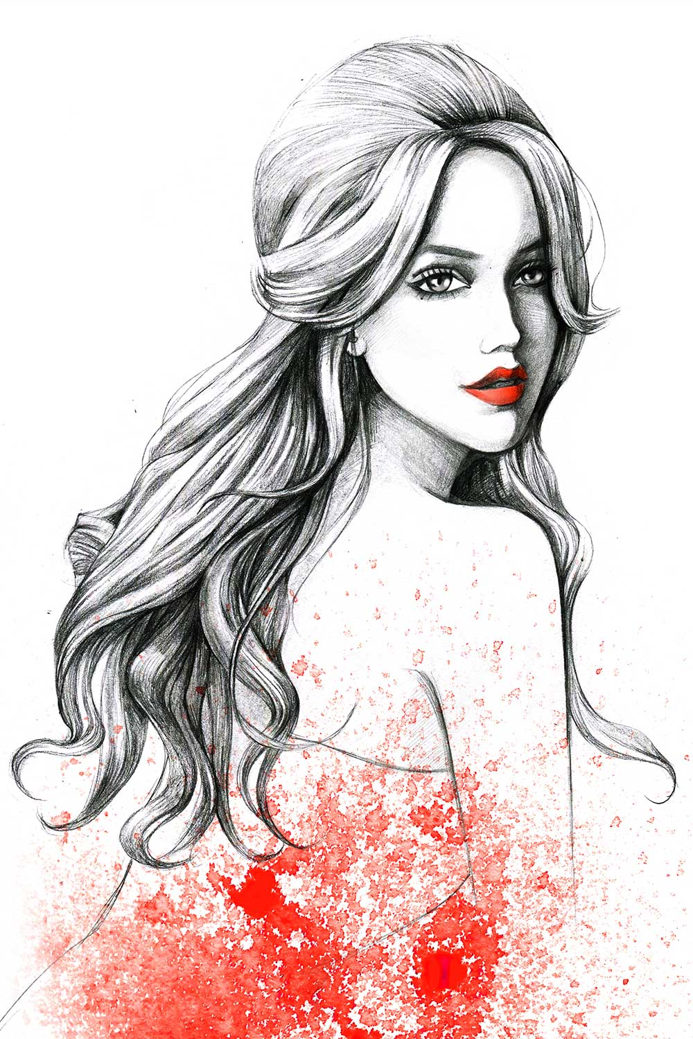 Fashion-Illustration-for-Gino-hair-salon-by-Fashion-Illustrator-Rongrong-DeVoe-copy
