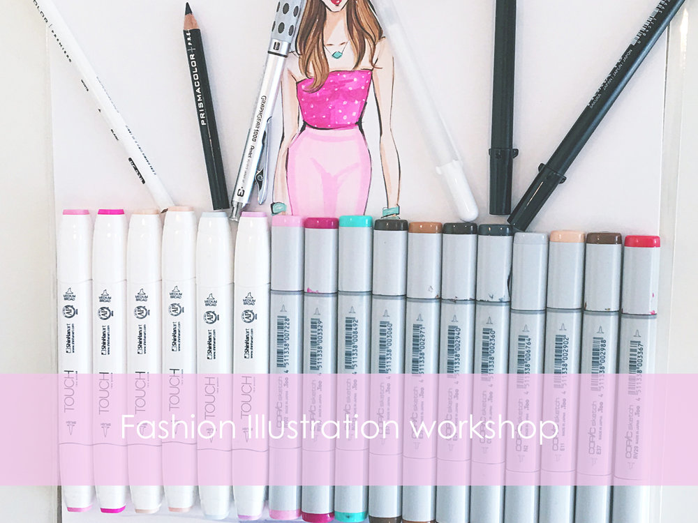 Fashion Illustration 101 Fashion And Beauty Illustrator