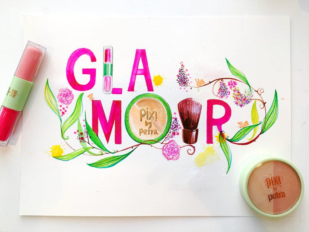 Pixi Beauty Illustration by Rongrong DeVoe for Target Beauty.jpg