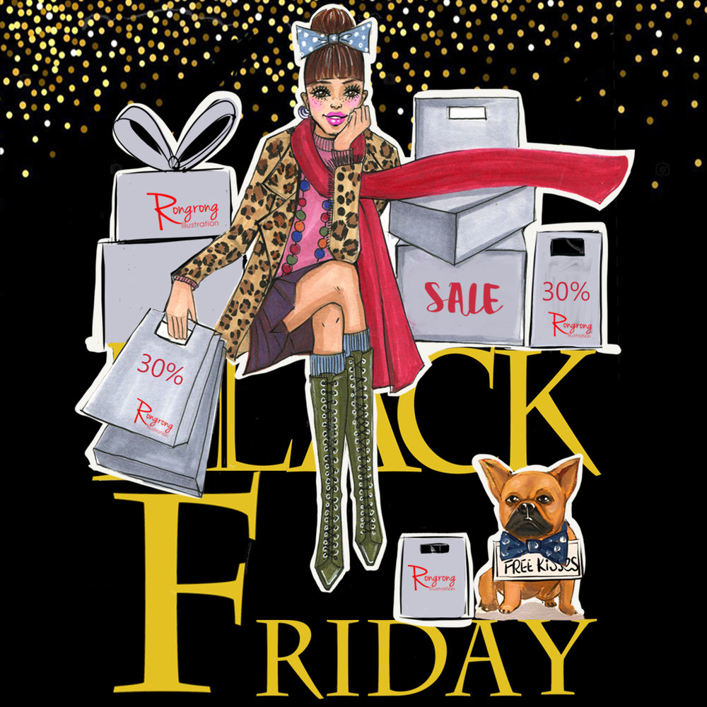 Fashion Illustration Black Friday 2017-Instagram copy.jpg